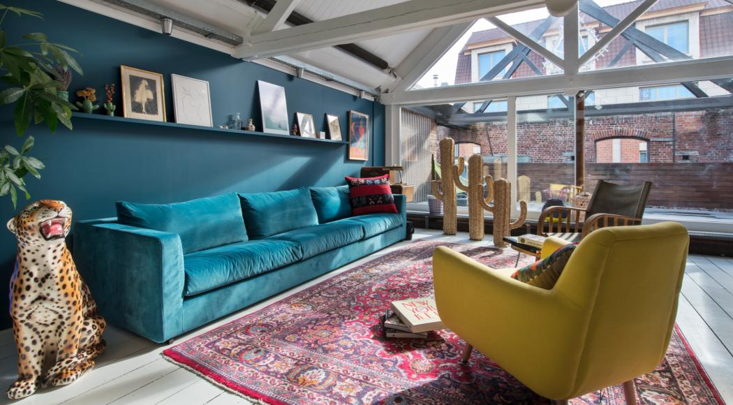 comment am nager son appartement quand on vit dans le centre. Black Bedroom Furniture Sets. Home Design Ideas