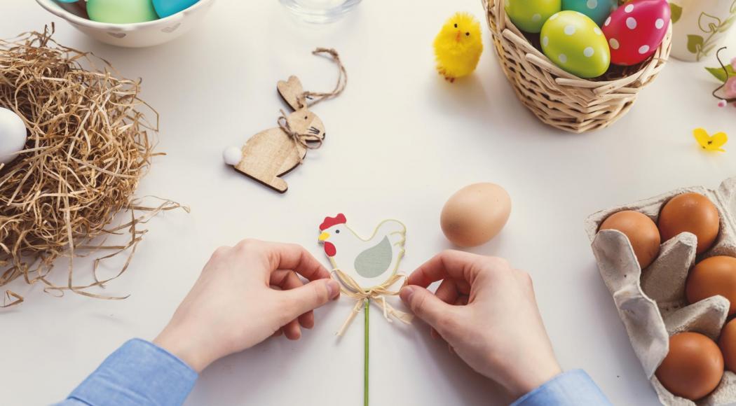 Comment fêter Pâques à la maison avec ses enfants ?