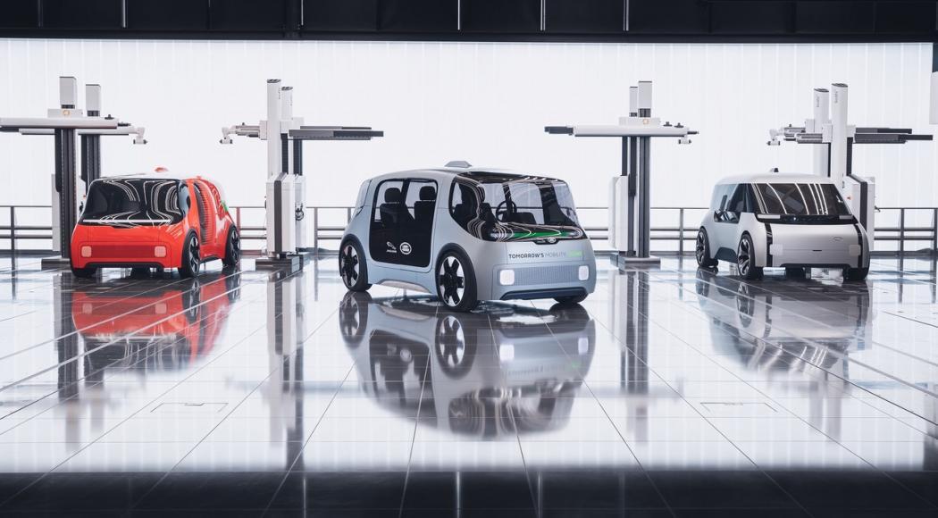 Voici à quoi ressemblera la Jaguar Land Rover de demain