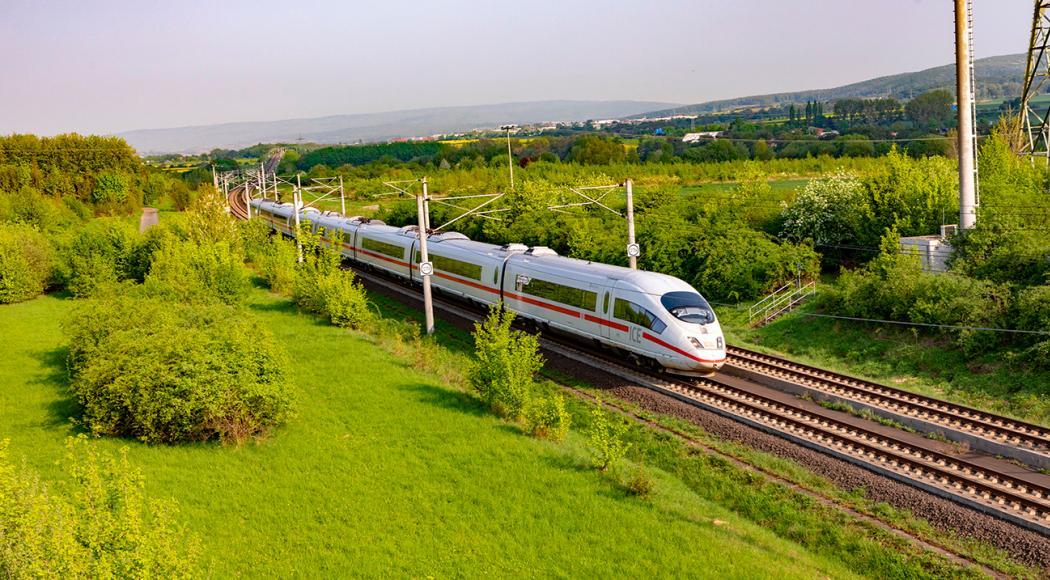Le train international est beaucoup plus confortable que l'avion - Le Soir
