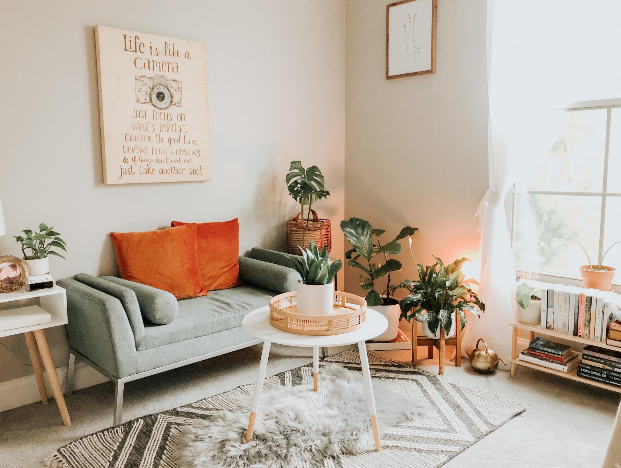Quatre astuces naturelles pour assainir et dépolluer l'intérieur de sa maison