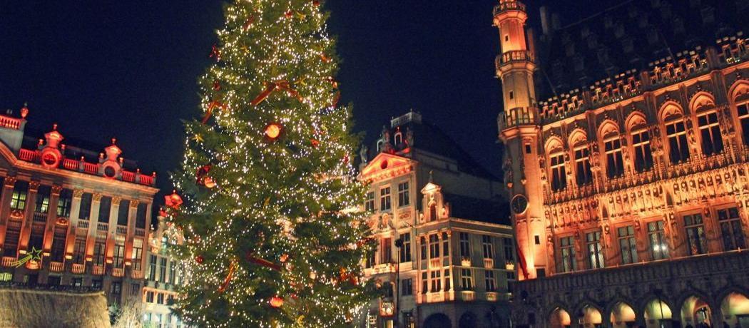 Marche De Noel Bruxelle Les marchés de Noël de Bruxelles quartier par quartier