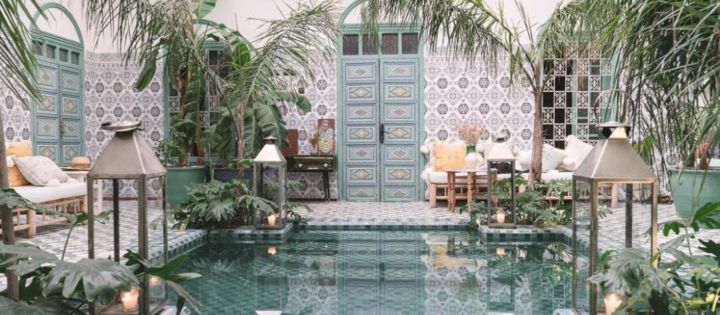 7 riads féériques pour s'évader à Marrakech