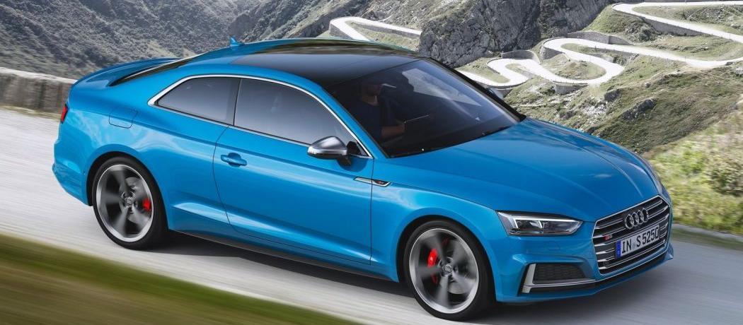 Un TDI pour l'Audi S5