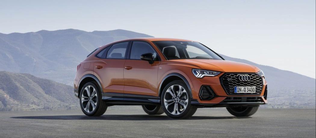 Audi Q3 Sportback : un SUV coupé sans les contraintes