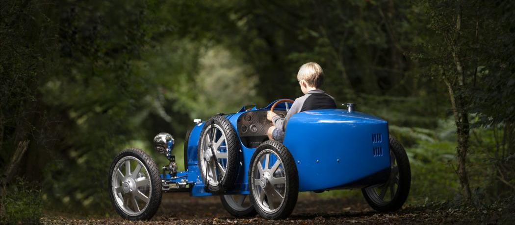 Une voiture pour enfants à… 30.000 € !