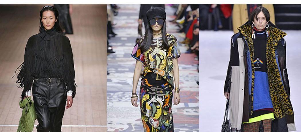 Créateurs de mode : les tendances à suivre cet hiver