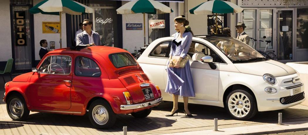 La Fiat 500 60 Ans De Dolce Vita