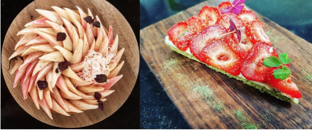 Voici à Quoi Ressemblent Des Desserts Réalisés Par La
