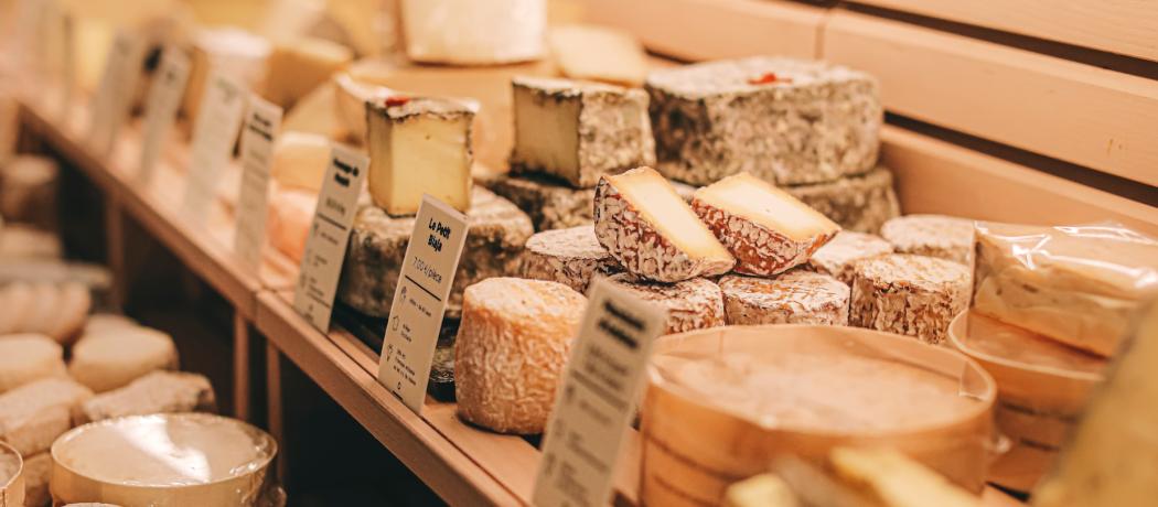 Nos 4 fromageries préférées à Bruxelles
