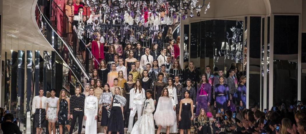 Chanel Métiers d'Art, un défilé symbolique