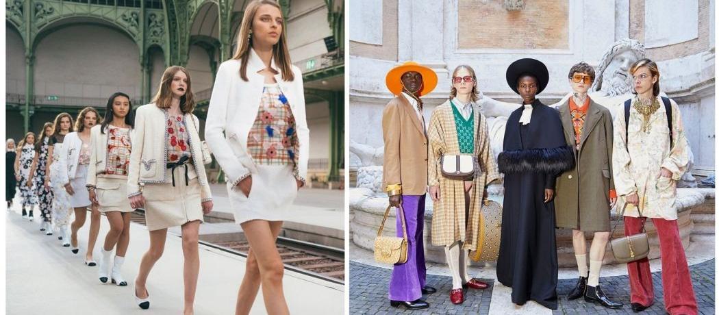 Les défilés Croisières 2021 : tour du monde de la haute couture