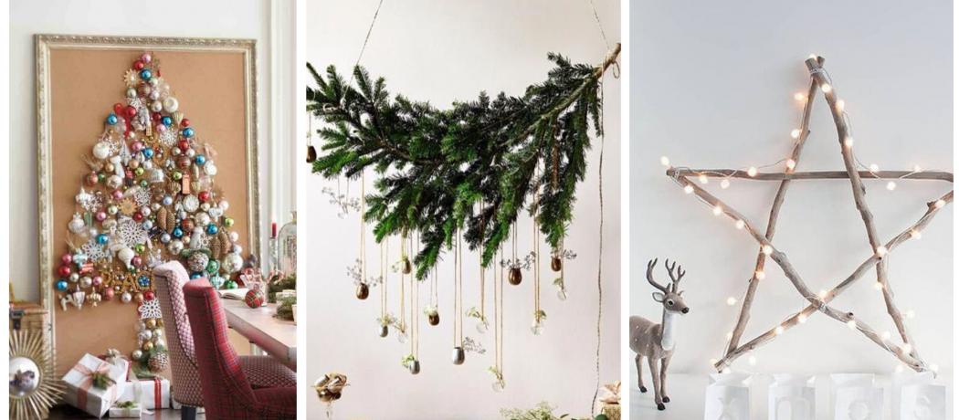 20 décorations de Noël à faire soi-même