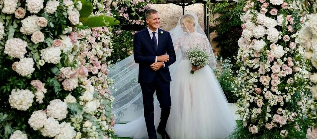 Les Secrets Des Robes Du Mariage De Chiara Ferragni