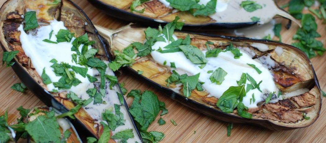 Cinq recettes pour sublimer l'aubergine