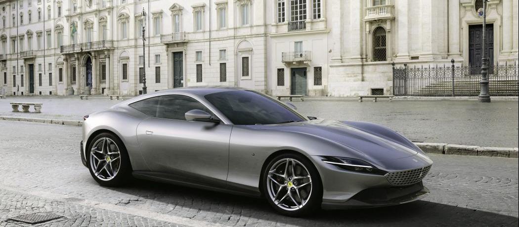 Nouveauté chez Ferrari : la Roma