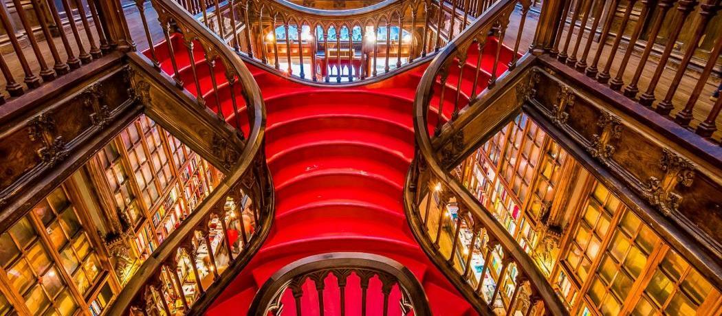 Les dix plus belles librairies d'Europe
