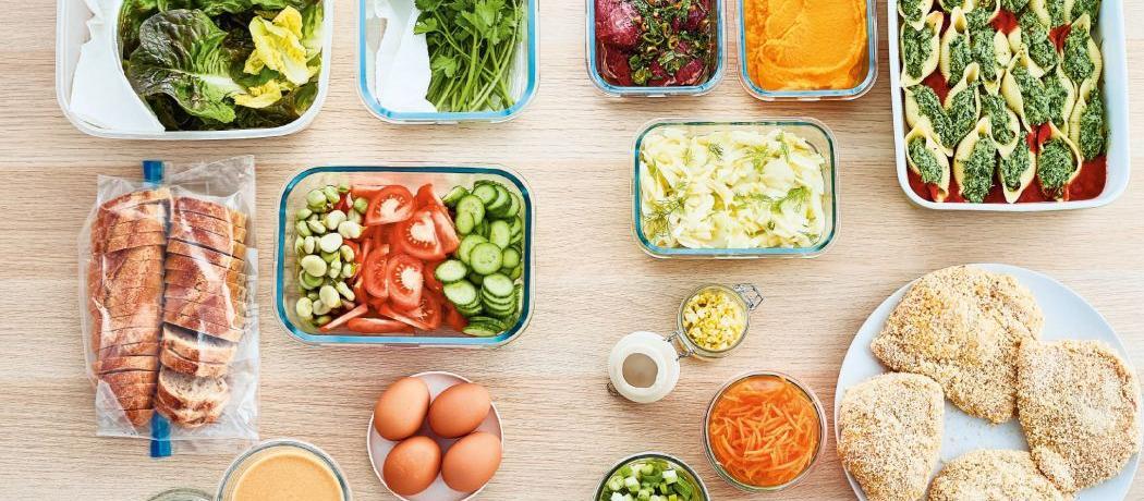 Le bouquin pour cuisiner vos repas pour toute la semaine - Cuisiner le dimanche pour la semaine ...