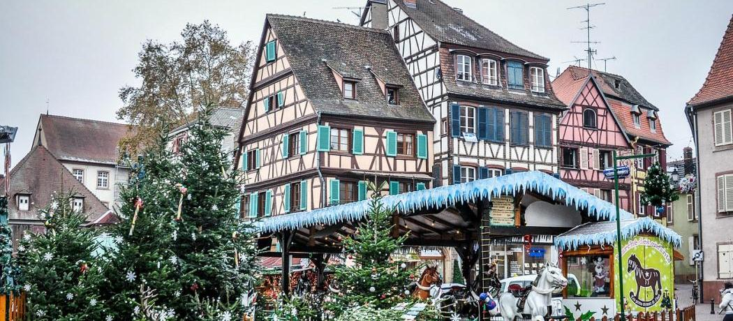 Cinq marchés de Noël à découvrir en France