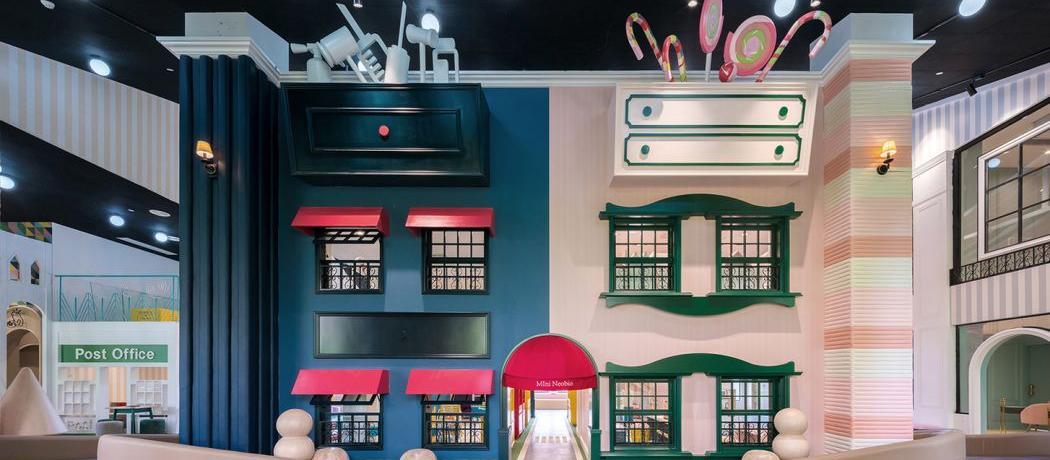 l aire de jeux couverte o nos enfants r veraient de jouer. Black Bedroom Furniture Sets. Home Design Ideas