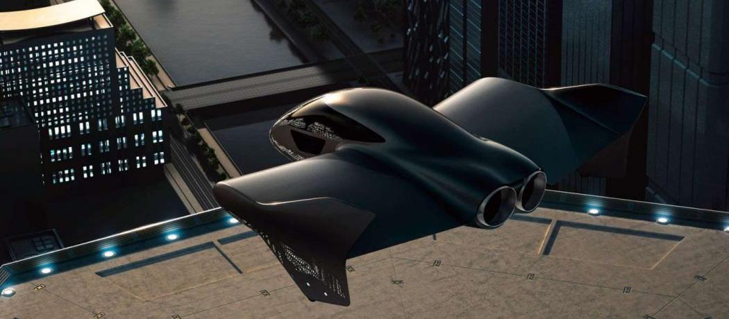 Des Porsche volantes bientôt dans les airs