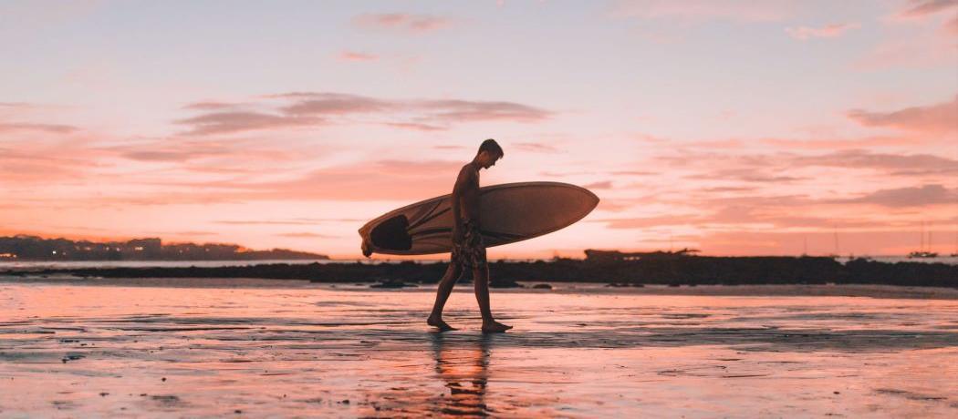La surf-thérapie pour améliorer la santé