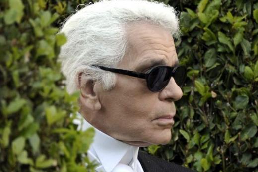 Karl Lagerfeld absent aux défilés Chanel à Paris   la planète mode s affole a4d86fc0740e