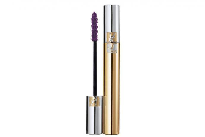 YVES SAINT LAURENT, Mascara Volume Effet faux Cils, n°4 violet fascinant, 32.50€