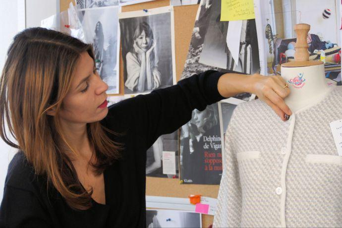 ff26ed43358a Pour tenter de percer le mystère, nous avons interrogé Lucille Léorat,  directrice des collections pour la Maison Eric Bompard, spécialiste du  cachemire ...