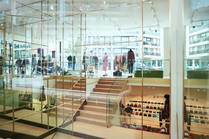 Huit adresses pour shopper belge à knokke