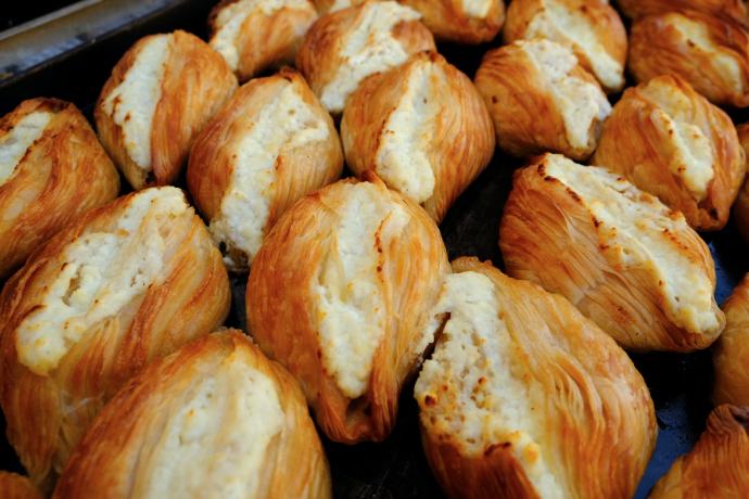 Les petits pains maltais, craquants à souhait