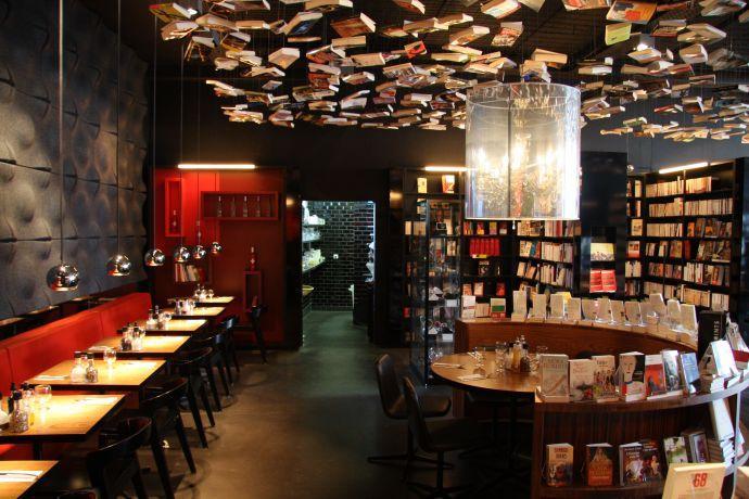 Cinq restaurants insolites en belgique for Ambiance cuisine bruxelles
