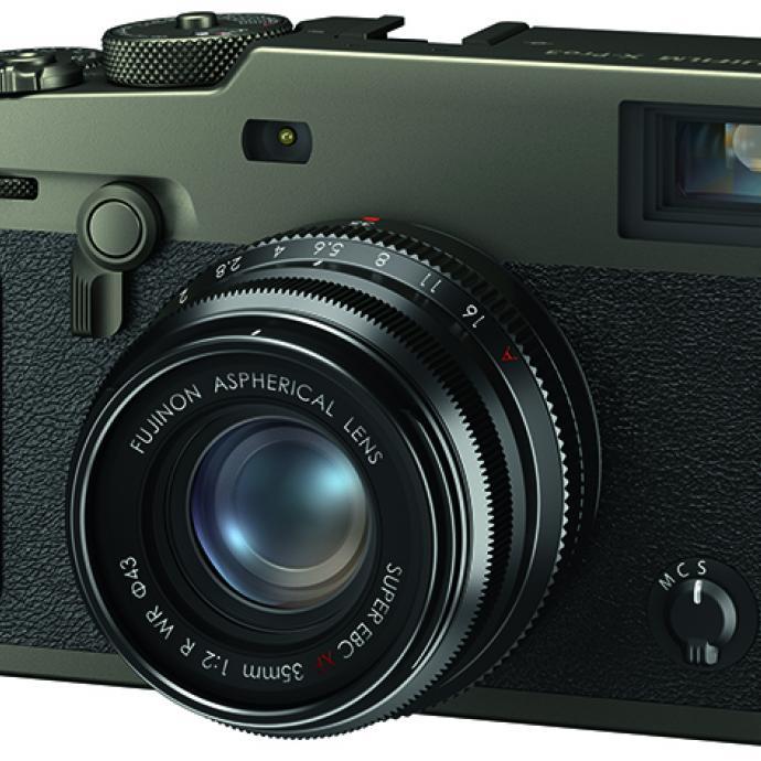<strong>Un appareil photo au look r&eacute;tro</strong> : X-Series Pro, FUJIFILM, 1 899&euro;