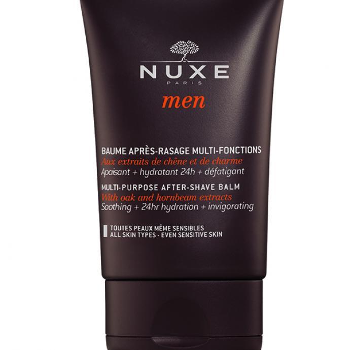 Baume Après-Rasage défatigant, apaisant et hydratant, Nuxe Men, 23,90 €