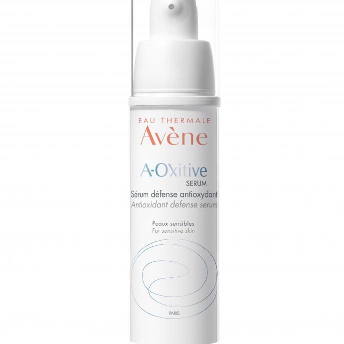 Sérum défense antioxydant, Avène, 30ml, 34,90 €. Il protége, lisse, hydrate la peau.