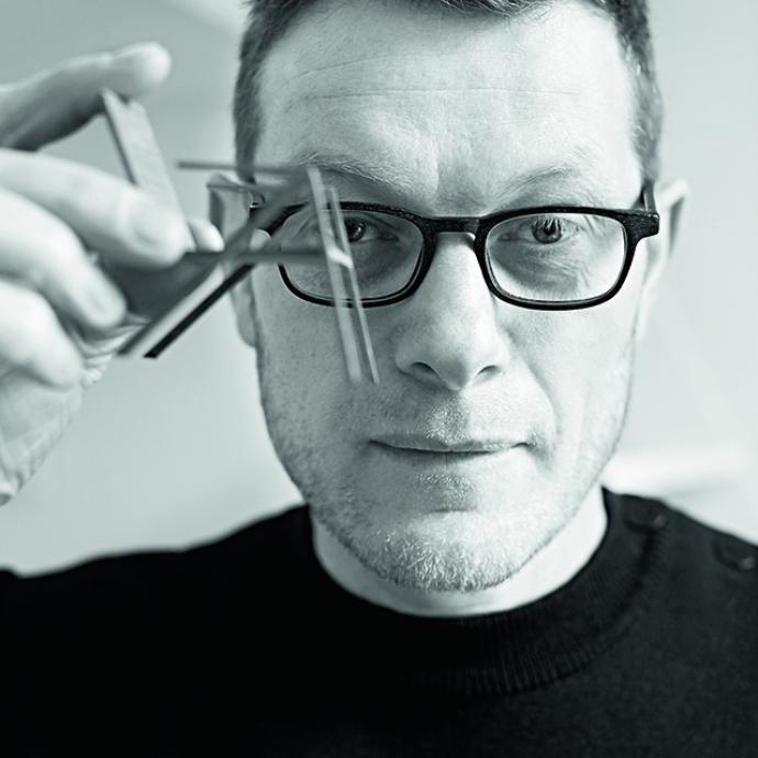 Frédéric Richard. © Laetizia Bazzoni