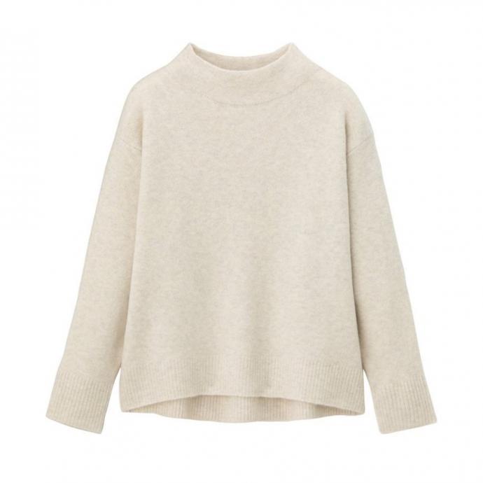 <em>Pull blanc cass&eacute;, Uniqlo, 29,90 &euro;.&nbsp;</em>