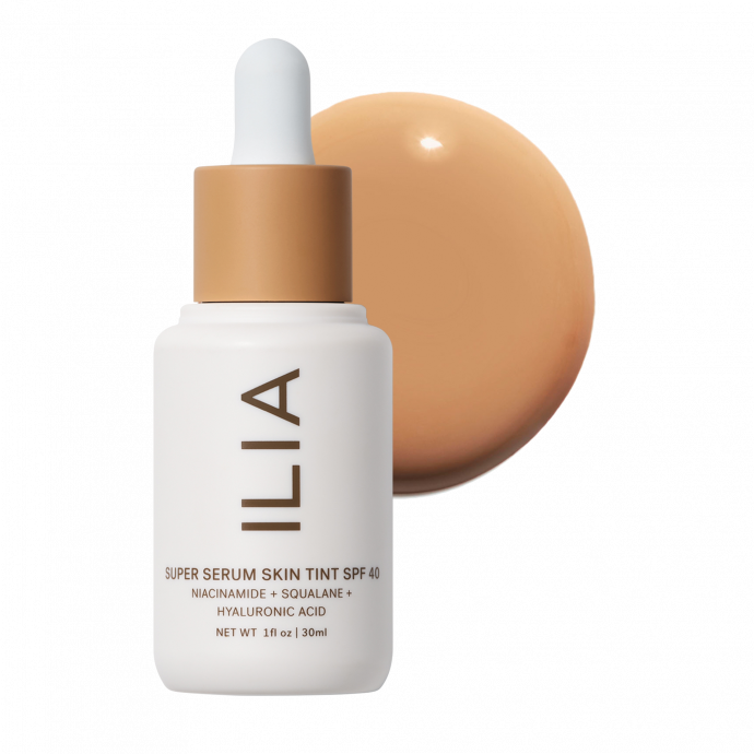 Ce serum teinte mineral unifie le teint, adoucit les ridules et les imperfections tout en renforcant la barriere cutanee pour une peau hydratee et repulpee.