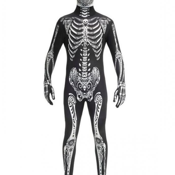 Devenir un squelette
