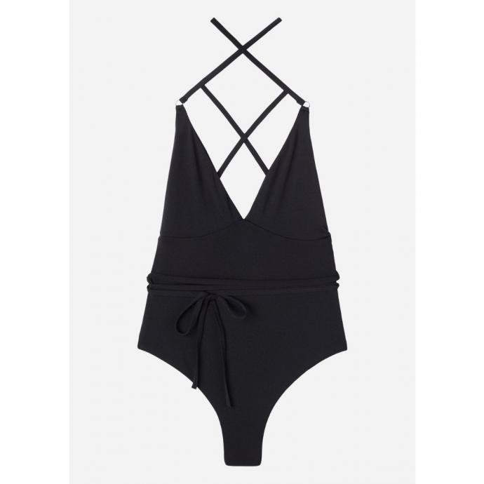 """<em>Le Une-Pi&egrave;ce, Calzedonia, 59&euro;, &agrave; shopper <a href=""""https://www.calzedonia.com/be/product/swimsuit_bilbao-IM00062.html?dwvar_IM00062_Z_COL_MARE=06 """" target=""""_blank"""">ici</a>.</em>"""