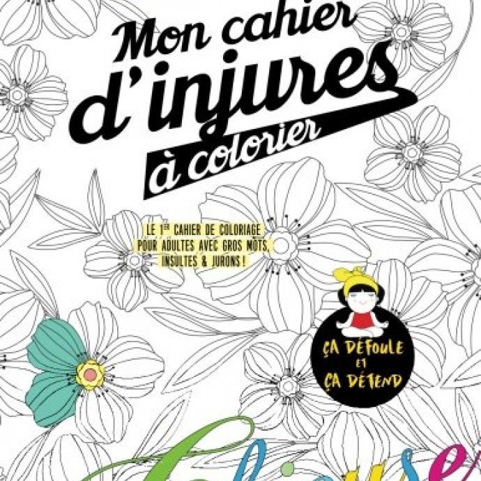 Sans complexe et avec humour, ce livre vous propose de vous relaxer avec des injures à colorier, embelli avec de jolies fleurs.