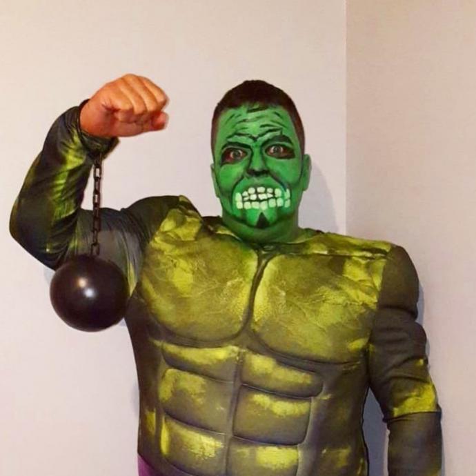 Voici Hulk