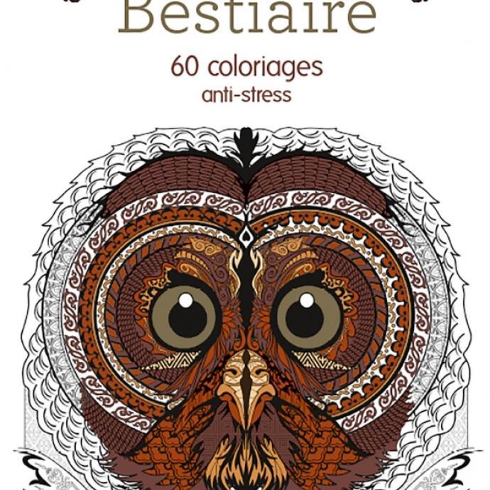 Amoureux des animaux, ce livre de 60 coloriages est pour vous. Amusez-vous à colorier des ours, licornes, cerfs, reptiles, oiseaux, papillons,..