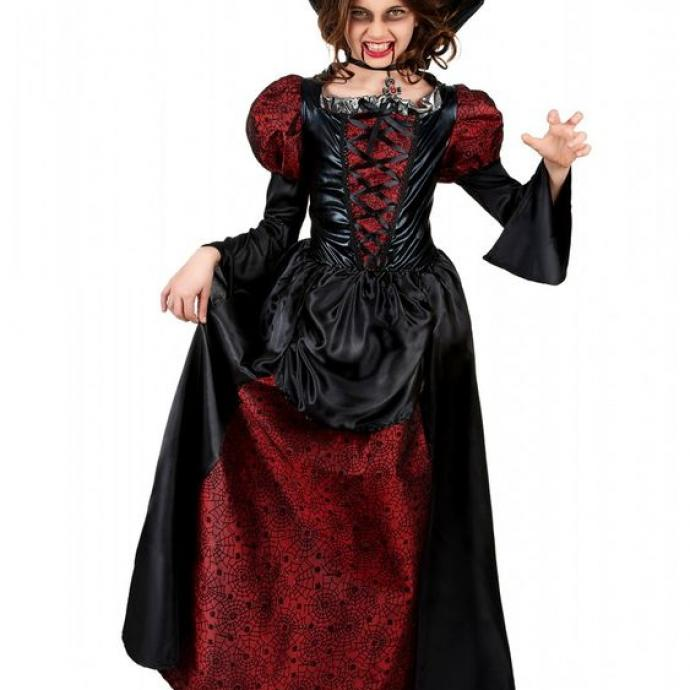 Le déguisement vampire