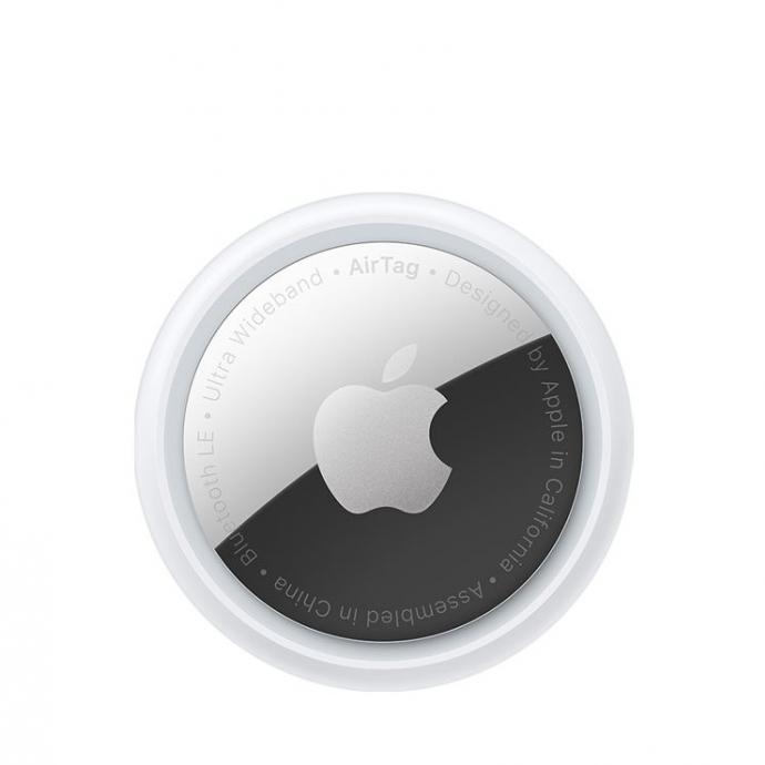 <em>AirTag, Apple, &agrave; partir de 35 &euro;.</em>
