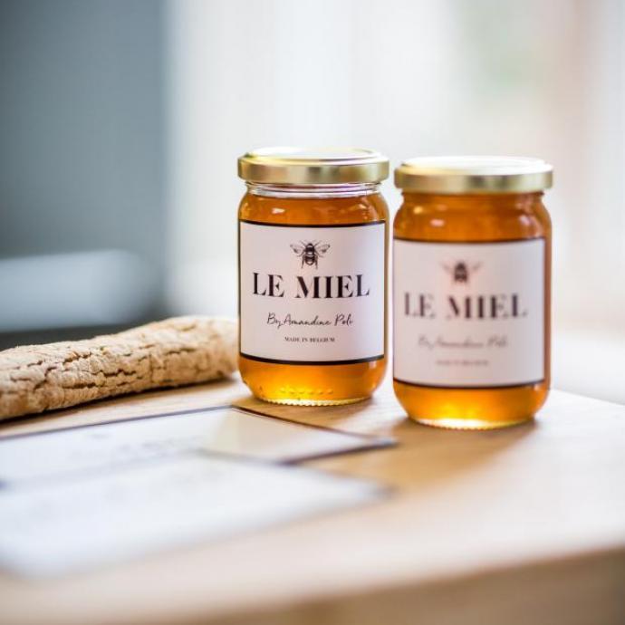 Amandine Poli, Le Miel, 8,85 euros