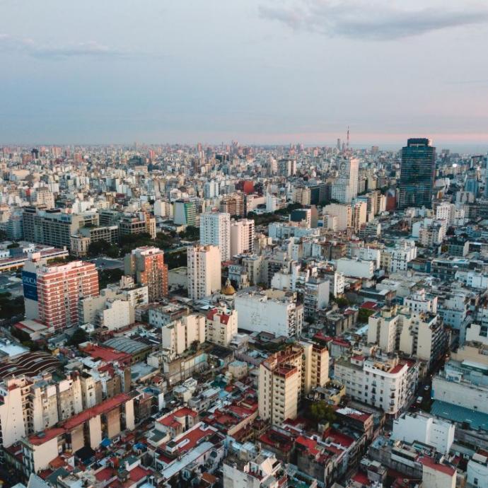 7. Buenos AiresCrédit: unsplash/andrea leopardi