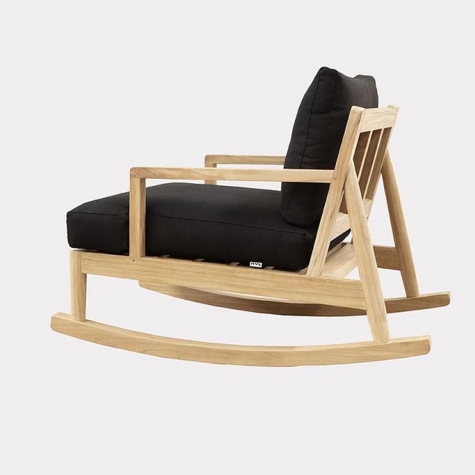 Rocking chair en bois Austin, Xavier Van Lil pour XVL, prix sur demande