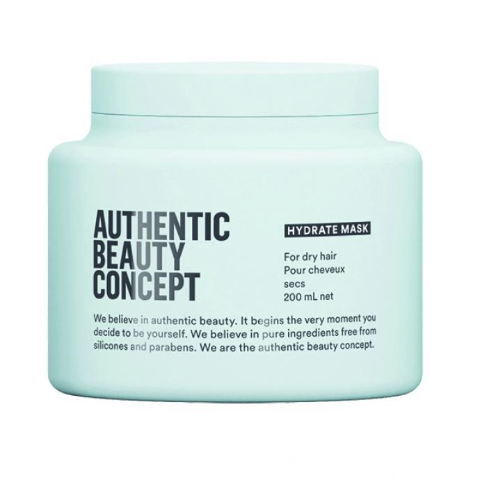Un masque cocoon pour les cheveux : Hydrate mask, Authentic Beauty Concept, 33,95€.