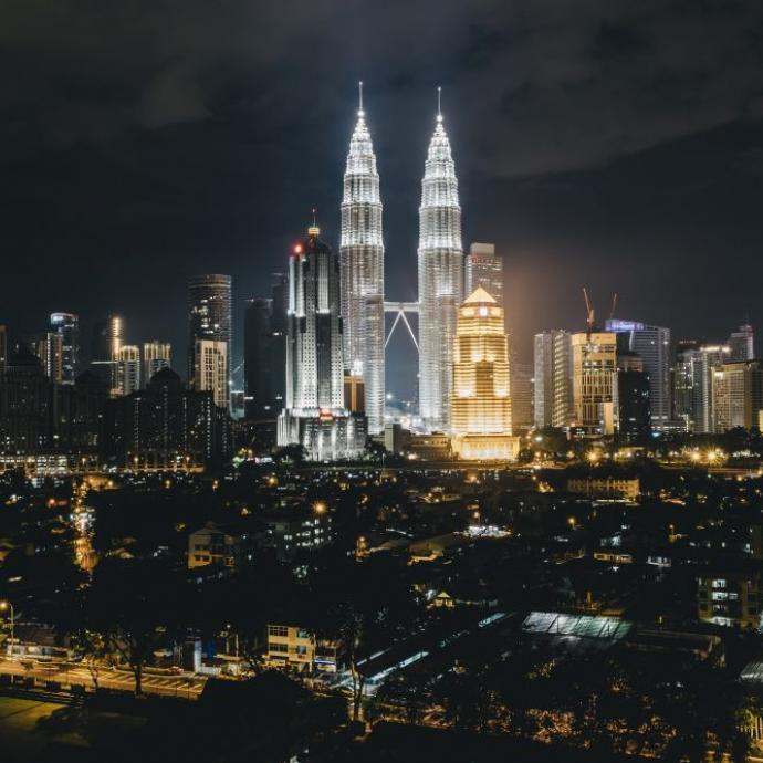 8. Kuala LumpurCrédit: unsplash/azlan baharudin